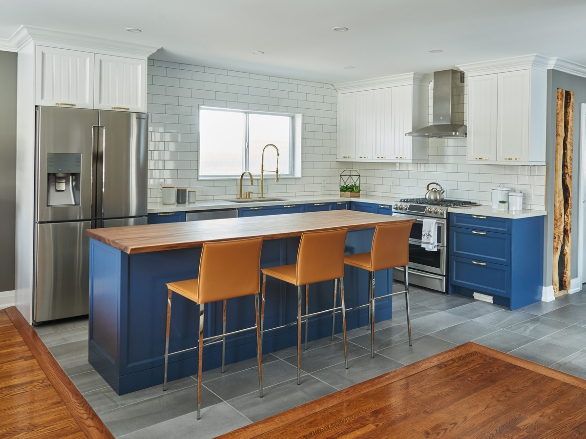 home renovation kitchen design space planning